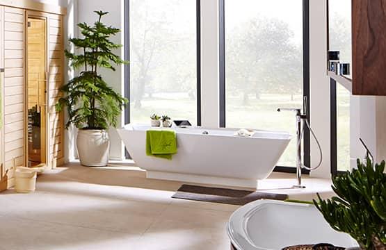 Bad & Sanitär - Mobau Wirtz & Classen GmbH & Co. KG