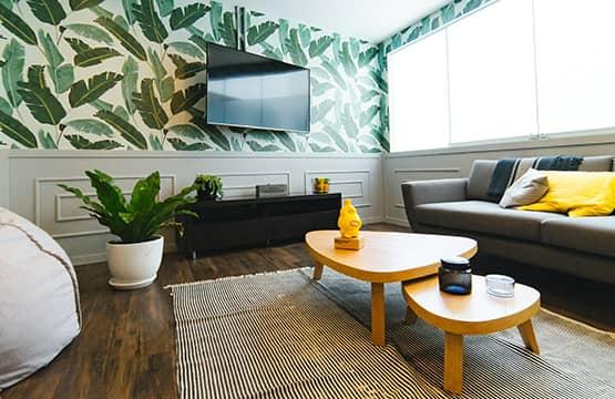 Wandgestaltung - Mobau Wirtz & Classen GmbH & Co. KG